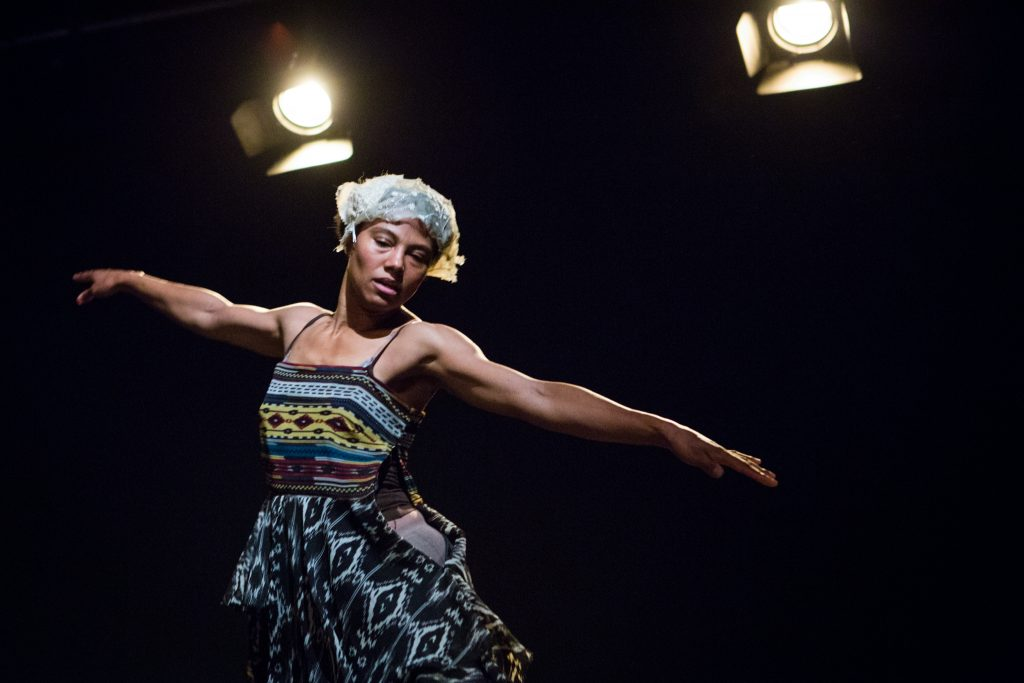 Dance at the Blue Elephant Theatre in Camberwell